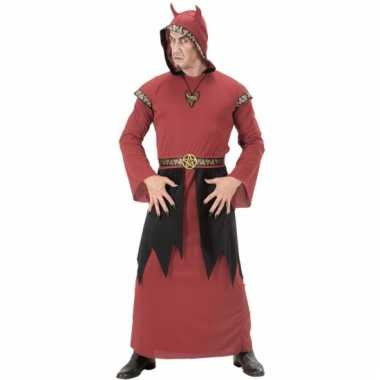 Satan kostuum voor heren