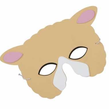 Schaap verkleed masker