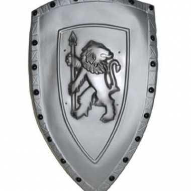 Schild met leeuwen afbeelding