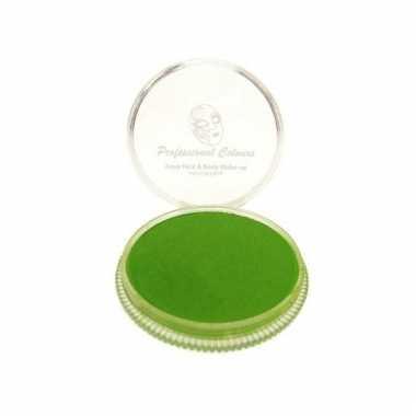 Schmink fel groen 30 gram