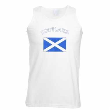 Schotland vlaggen tanktop