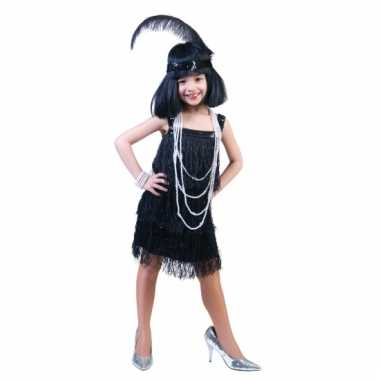 Showgirl outfit voor kids