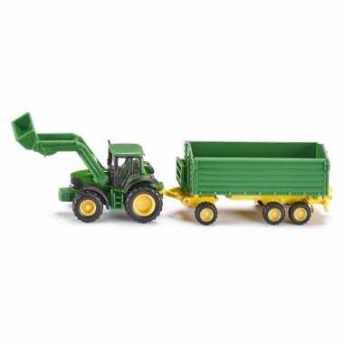 Siku john deere speel tractor