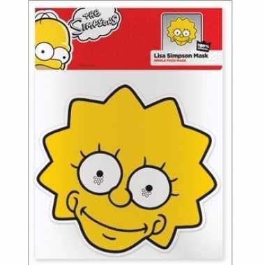 Simpsons masker lisa