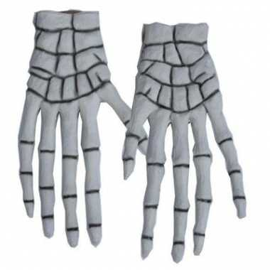 Skelet handschoenen bones