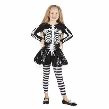 Skelet pak voor meisjes