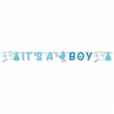 Slinger geboorte jongen 170 cm