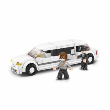 Sluban limousine 135 blokjes
