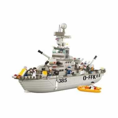 Sluban marineschip 64 x 47,5 cm