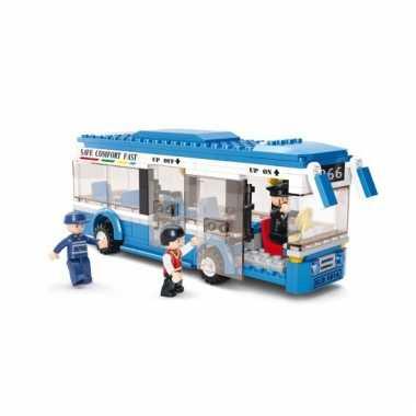 Sluban tour bus 235 blokjes