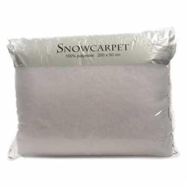 Sneeuw tapijt 50 x 200 cm
