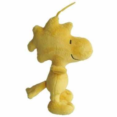 Snoopy knuffels pluche woodstock 19 cm