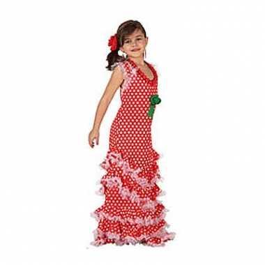 Spaanse jurkjes voor meiden