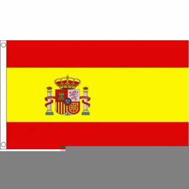 Spaanse mega vlag 150 x 240 cm