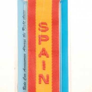 Spanje supporters sjaaltje 30 cm