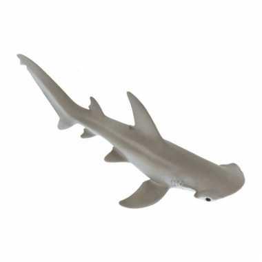 Speeldier hamerhaai 13 cm