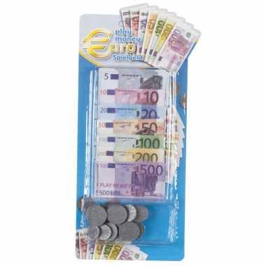 Speelgeld set voor kinderen om te leren 90 delig