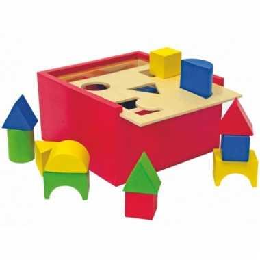 Speelgoed blokkendoos 20 stuks