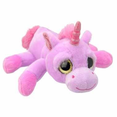 Speelgoed eenhoorn knuffel 31 cm