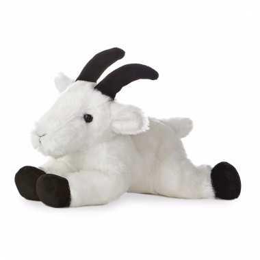 Speelgoed geitje knuffel 20 cm