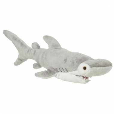 Speelgoed hamerhaai knuffel 32 cm