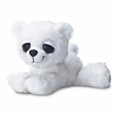 Speelgoed ijsbeer knuffel 30 cm
