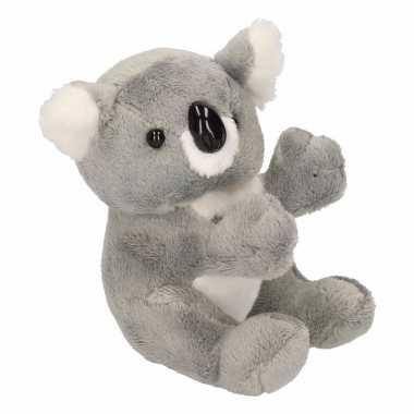 Speelgoed knuffel koala 14 cm