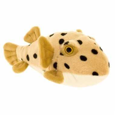 Speelgoed kogelvis knuffel 27 cm
