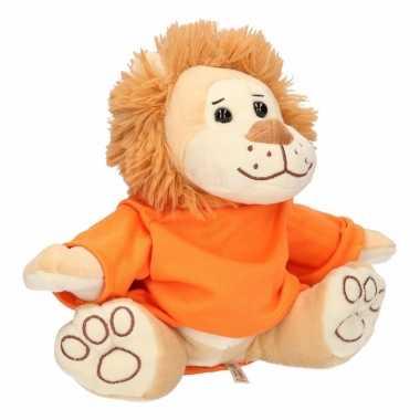 Speelgoed nederland leeuwen knuffel 30 cm