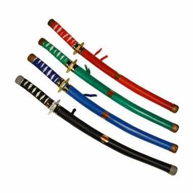 Speelgoed ninja zwaard zwart