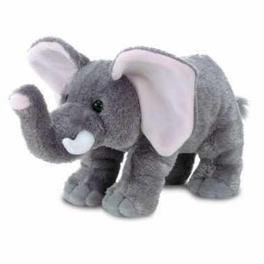 Speelgoed olifanten knuffel 30 cm