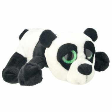 Speelgoed panda knuffel 26 cm