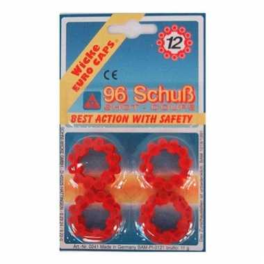 Speelgoed pistool plaffertjes 12 shots