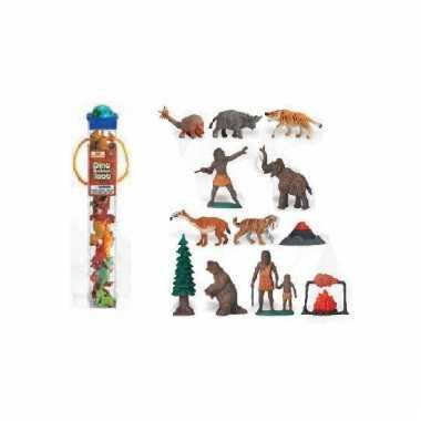 Speelgoed poppetjes uit de oertijd