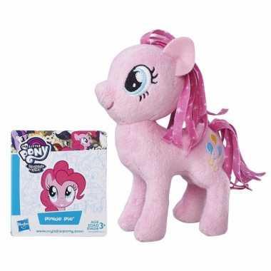 Speelgoed roze my little pony knuffel 13 cm