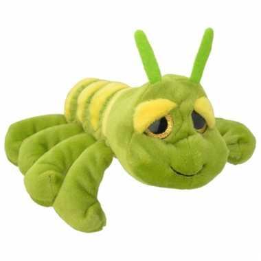 Speelgoed rups knuffel 26 cm