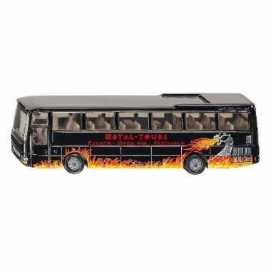 Speelgoed siku tour bus truck schaalmodel 1:87