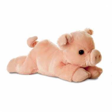 Speelgoed varken/big knuffel 20 cm