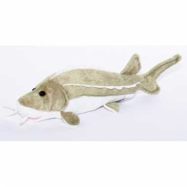 Speelgoed vissen knuffel steuren 25 cm