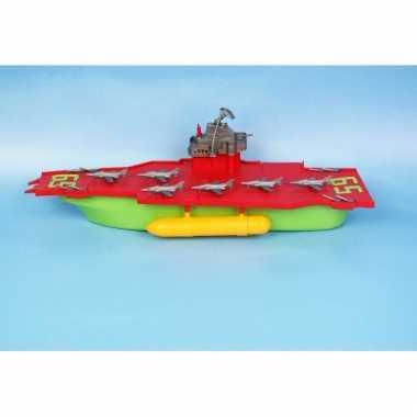 Speelgoed vliegdekschepen