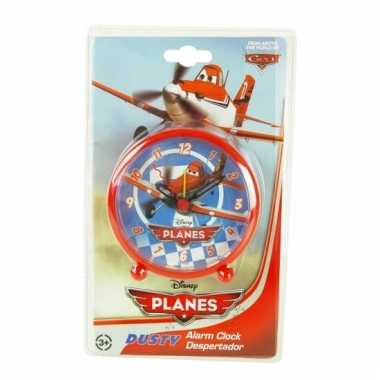 Speelgoed wekker planes