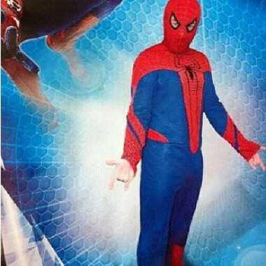 Spinnenheld kostuum