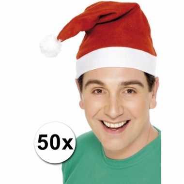 Super voordelige kerstmutsen 50x