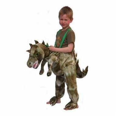 T-rex kostuum voor kids