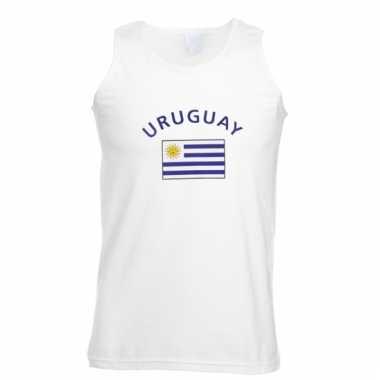 T-shirt vlag uruguay