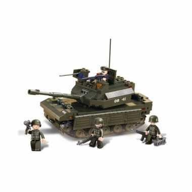 Tank bouw blokjes m38-b6500