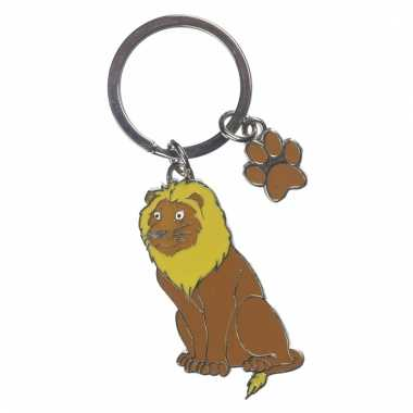 Tas sleutelhanger leeuw 5 cm