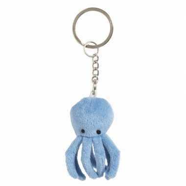 Tas sleutelhanger octopus 6 cm