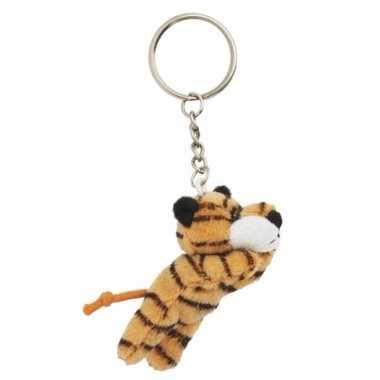 Tas sleutelhanger tijger 6 cm