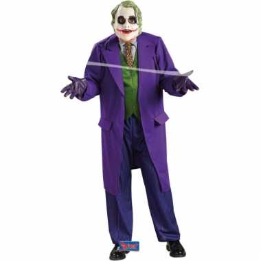The joker outfit volwassenen